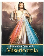 Oraciones al Senor de la Misericordia - LS245