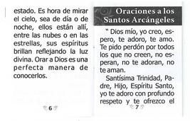 Oraciones a Los Santos Arcangeles image 3