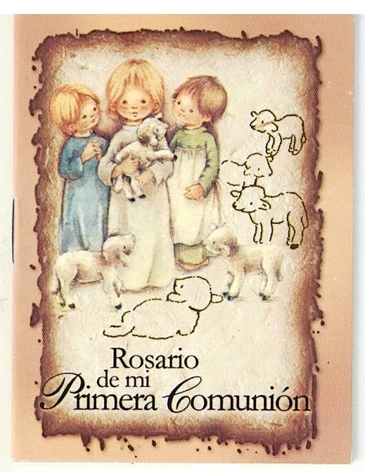Rosario de mi primera comunion s250 001