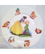 Snow White & The Seven Dwarfs Selandia Plate - $10.00