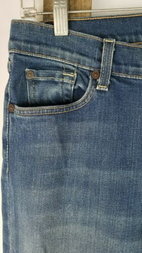 7 For All Mankind Damen 32 Blau Bootcut Jeans image 3