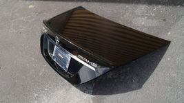 06-11 MERCEDES W219 CLS500 CLS550 CLS55 CLS63  AMG Trunk Lid image 5