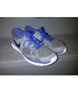Nike FLEX 2012 RN Run Mens Gray Blue 512019 014 Running Cross Trainer Sh... - $49.99