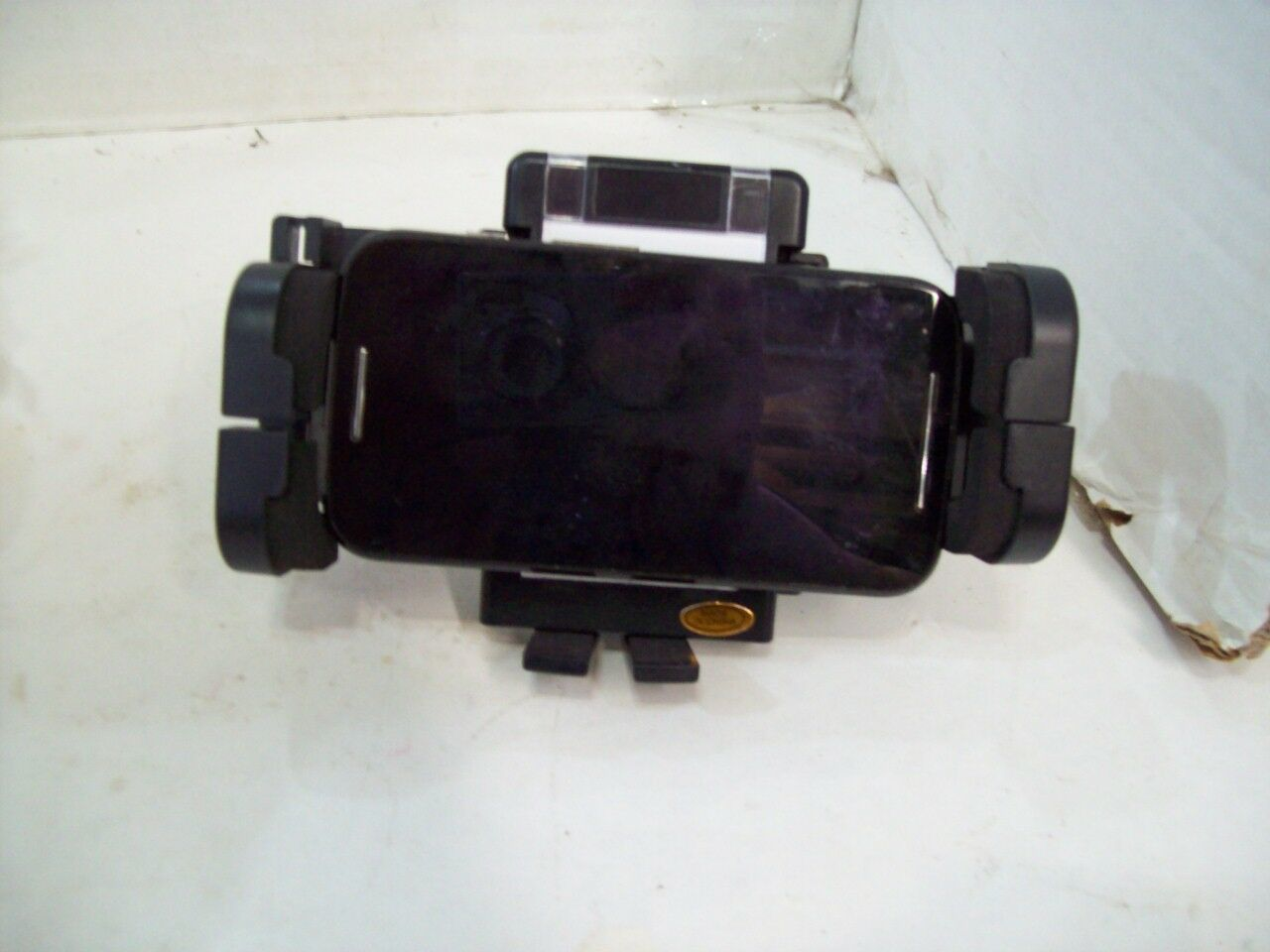 Universal Rotating Expandable GPS Phone Vent Mount for Car or Truck E4