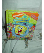 Nickelodeon Spongebob Squarepants Little First Look & Find 2007 Hardcover - $6.00