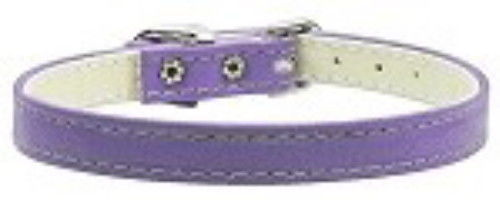 "Mirage Pet Products Dog Cat Collar  Size 8 Inches Purple 3/8"" Wide - $12.99"