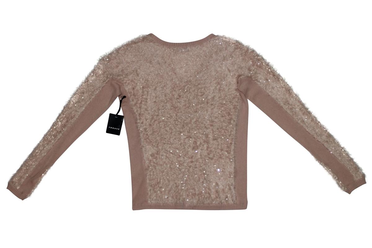 Trouvé Textured V-Neck Sweater (medium) [Apparel] image 2
