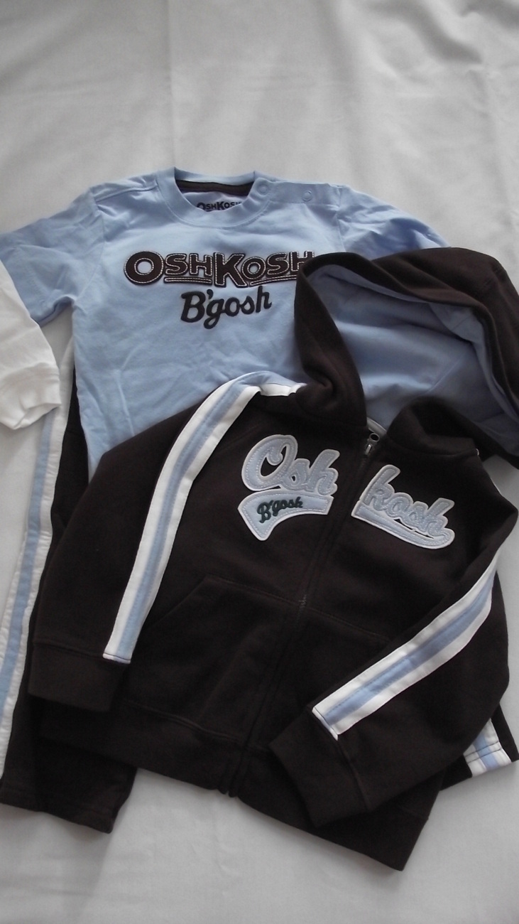 Oshkosh B'gosh 24 month toddler outfit