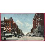 CEDAR RAPIDS IOWA Third St 1915 IA - $5.00