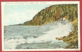 Sault Ste Marie Ontario Postcard Gros Cap BJs - $5.00