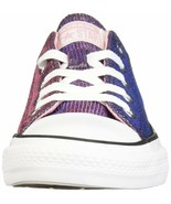 Converse Unisex Kids Chuck Taylor Space Star Sneaker Size 5 - $40.10