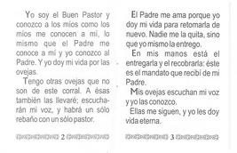 Oraciones a Jesus Buen Pastor image 3