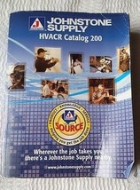 Johnstone Supply HVACR Catalog 200 (2009-2010) - $8.80