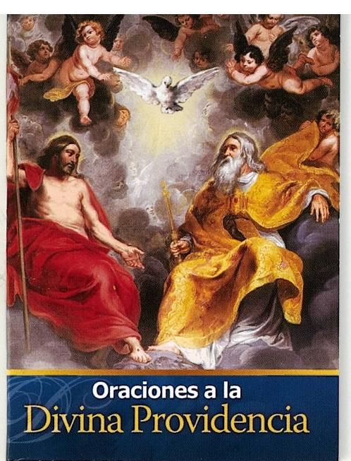 Oraciones a la divina providencia s207 001