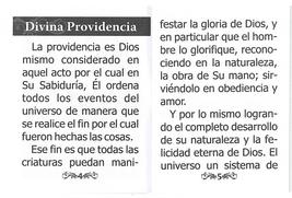 Oraciones a la Divina Providencia image 3