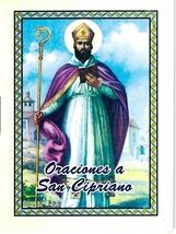 Oraciones a San Cipriano - L20.0001