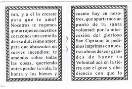 Oraciones a San Cipriano - L20.0001 image 4