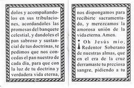Oraciones a San Cipriano - L20.0001 image 5