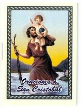 Oraciones a San Cristobal - $1.99