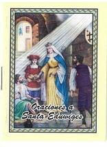 Oraciones a Santa Eduwiges