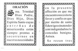 Oraciones a Santa Eduwiges image 3