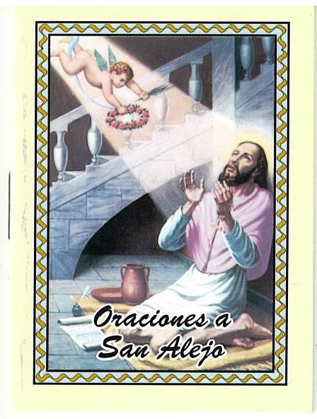 Oraciones a san alejo 20.0056 001