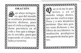 Oraciones a San Alejo image 3