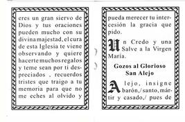 Oraciones a San Alejo image 4