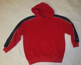 Gap Pullover Winter Sweater Hoodie Boys Size L 10 Red Sweatshirt - $7.99
