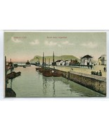 Gibraltar Rock from Algeciras UK 1910c postcard - $6.39