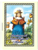 Oraciones al Santo Nino de Atocha
