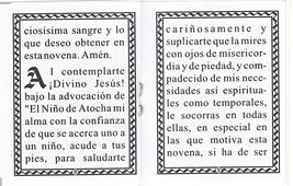 Oraciones al Santo Nino de Atocha image 4