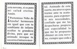 Oraciones al Santo Nino de Atocha image 5