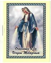Oracion a la Virgen Milagrosa