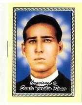 Oraciones a Santo Toribio Romo - L20.0067
