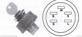 Ignition Starter Switch Ayp Scag Simplicity Grasshopper - $17.99