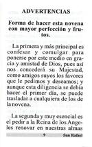 Novena en Honor a San Rafael - L330.0006 image 2