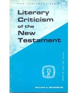 Literary Criticism of the New Testament [Dec 01, 1970] Beardslee, W.A. - $1.99