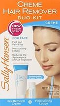 Sally Hansen Cream Hair Remover Kit Pack of 2 image 1