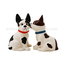 Funny Mutts Attractives Salt Pepper Shaker Made of Ceramic - £10.20 GBP