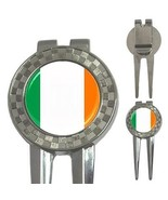 Ireland Irish Flag 3-in-1 Golf Divot - $8.46