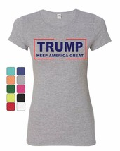 Trump Keep America Great Women's T-Shirt 2020 Election Republican POTUS ... - $10.62+