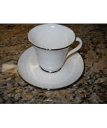 Gorham Bridal Bouquet cup and saucer - $7.87