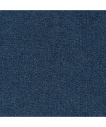 Longaberger Serve Around Basket Serving Blue Denim Fabric OE Liner Only New - $12.82