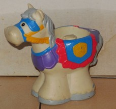 Fisher Price Current Little People Castle Horse #3 FPLP Rare VHTF image 2