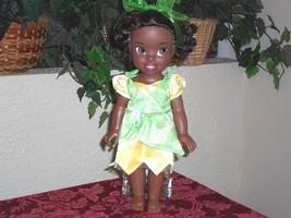 "Disney Princess and the Frog Princess Tiana 15"" Doll - $9.99"