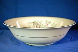 """Hutschenreuther Gelb Forest Spring 8 3/4"""" Round Vegetable Bowl #8410 - $14.39"""