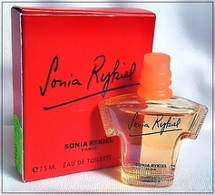 Sonia Rykiel by Sonia Rykiel Eau De Toilette For Women - 7.5 ml .25 oz - $14.95