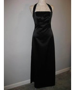 Eden Maids Black Beaded & Sequin Gown Size 5/6 - $68.00