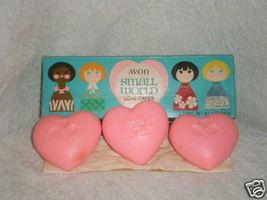 Avon Soap Set Small World Love Cakes - $7.80